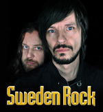 Chips and Kent to Sweden Rock