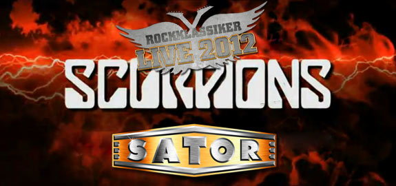 Sator supporting Scorpions