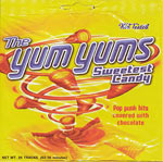 The Yum Yums - Sweetest Candy