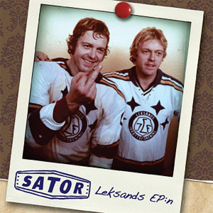 Sator - Leksands EP:n. But who are the guys on the cover?